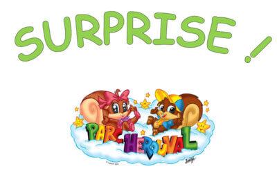 SURPRISE !!!